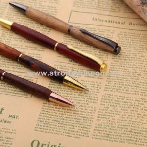 PKSL-2 Slimline Gold Twist Pen Kit Gold Chrome Rosegold Gunmetal