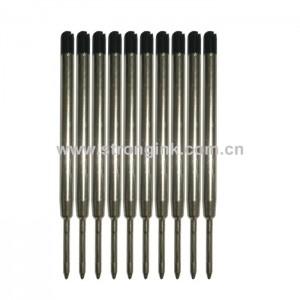 Parker Style Ballpoint Refills in Black - 10 pack