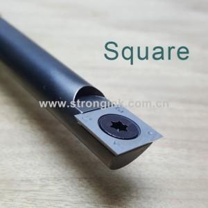 Heat treated #45(1045) Steel TTK-2 Pen Turning Tools Kits