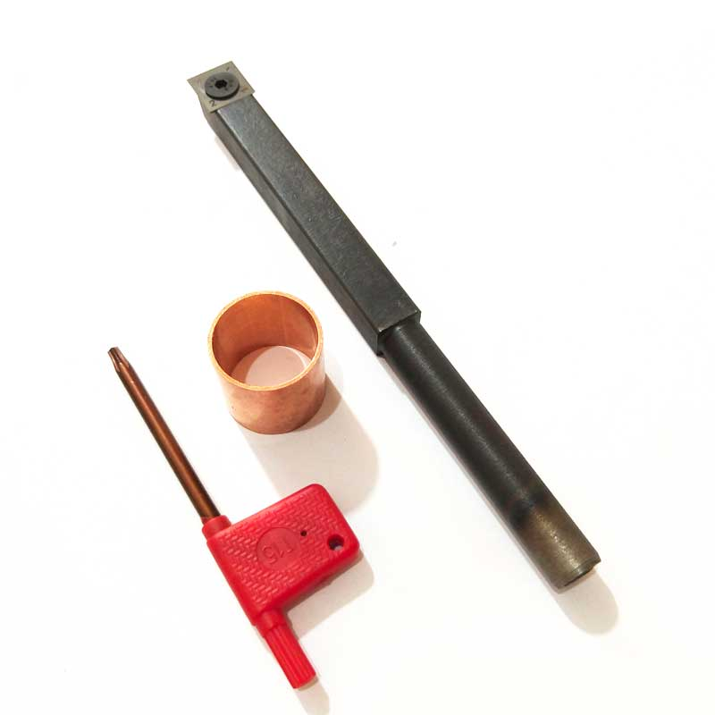 TTK-3-S Short-length Type Replaceable Heat Treated Woodturning Tool Kits