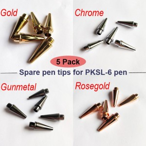 5 Pack TPSL-6 Pen Tip For Slimline Pens