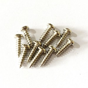 Pack of 10 Screws Replacements for Pepper Mill Kits