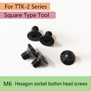 Screws Replacement For turning tool kit TTK-2 Square