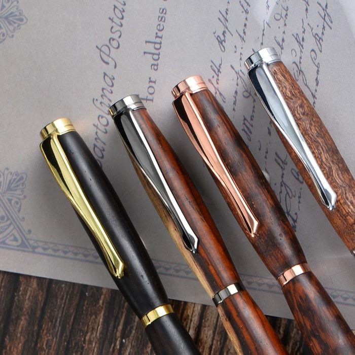 Christmas Promtion PKSL-3 Slimline Gold Twist Pen Kit